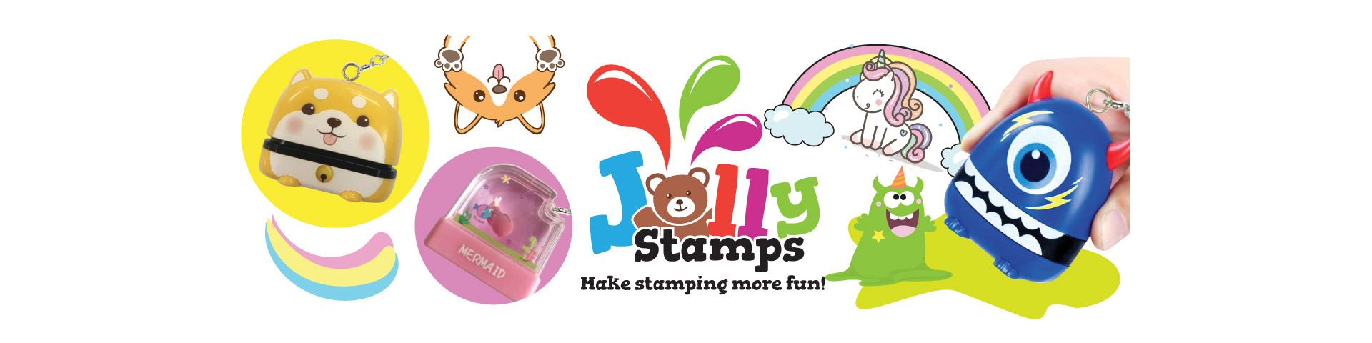 Jolly stamp