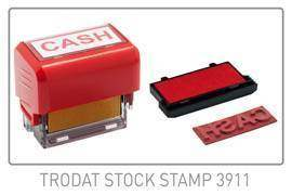 Trodat Stock Stamp
