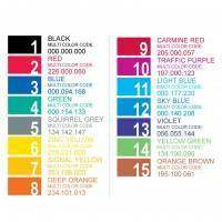 7012 Multi Color Ink