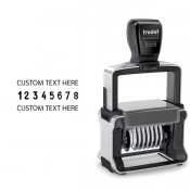 Heavy Duty Professional Text Stamp (8)